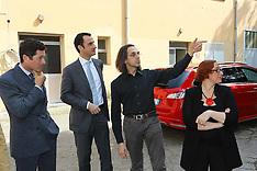 20130503 VISITA MATTEO MARZOTTO SPAZIO GRISU'