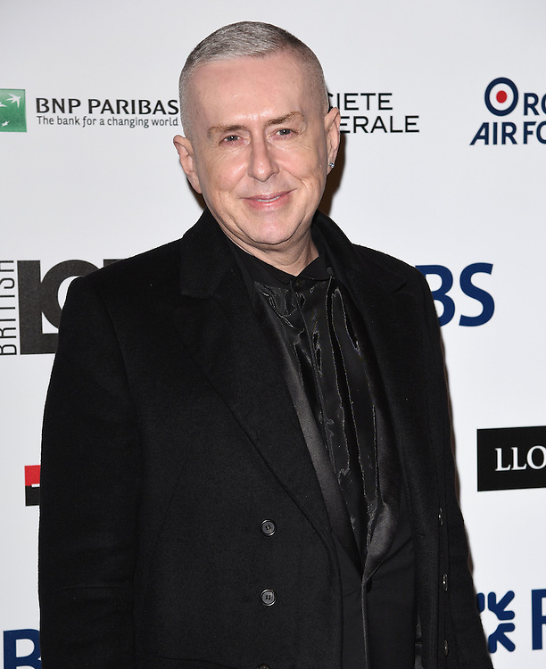 Holly Johnson attends The British LGBT Awards at The Landmark Hotel, London on Friday 24 April 2015