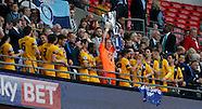 Wycombe Wanderers v Southend Utd 23/05/2015