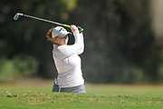 Sara Banke during the second round of the Symetra Tour's Florida's Natural Charity Classic at the Country Club of Winter Haven on March 11, 2017 in Winter Haven, Florida.<br /> <br /> ©2017 Scott Miller