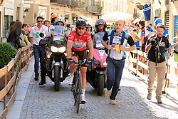Brescia, Italy - Giro d'Italia - Stage 21 (Final) - May 25, 2013 - Finish and podium