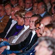 NLD/Amsteram/20121024- Presentatie biografie Joop van den Ende, Guus Verstreate