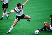 Fotball<br /> EM 1988<br /> Foto: Witters/Digitalsport<br /> NORWAY ONLY<br /> <br /> Lothar MATTHÄUS - Tyskland