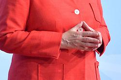 July 7, 2017 - Hamburg, Deutschland - Angela Merkel Federal Chancellor Germany.Offizielle Begruessung der G20-Staats- und Regierungschefs, Hamburg, Germany - 07 Jul 2017.Credit:.Credit: Timm/face to face (Credit Image: © face to face via ZUMA Press)