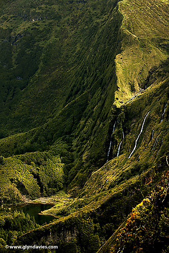 Lost Rivers of the Volcano, Cascata da Ribeira Grande, Flores