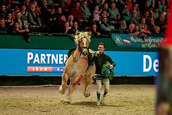 TWOMEY Billy (IRL)<br /> Leipzig - Partner Pferd 2020<br /> Sparkasse Sport-Gala<br /> 17. Januar 2020<br /> © www.sportfotos-lafrentz.de/Stefan Lafrentz