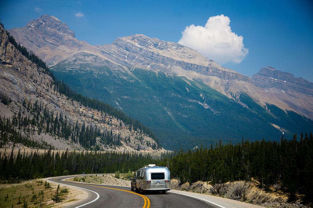 Rockies Road Trip in an Airstream.