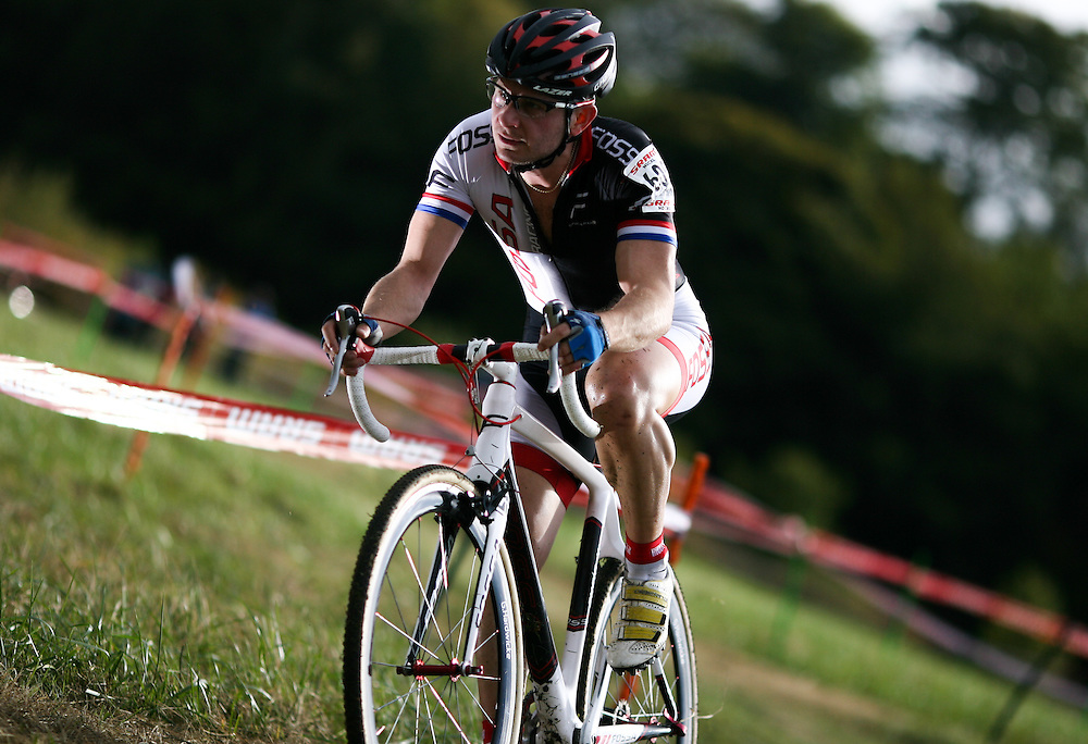 Sport: NDCXL Cyclo-cross race at Shipley Park promoted by Heanor Clarion CC and supported by SRAM.<br /> <br /> Picture by: Shawn Ryan.