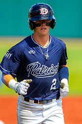 25 May 2019:  Blayne Jones. Missouri Valley Conference Baseball Tournament - Dallas Baptist Patriots v Indiana State Sycamores at Duffy Bass Field in Normal IL<br /> <br /> #MVCSPORTS