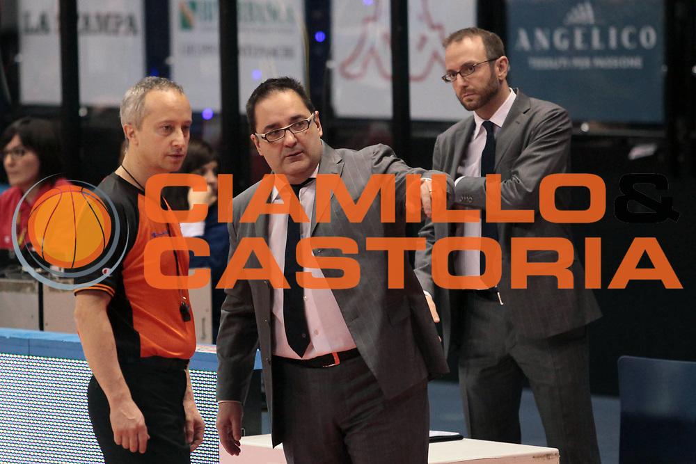 DESCRIZIONE : Biella Lega A 2010-11 Angelico Biella Dinamo Sassari<br /> GIOCATORE : Alessandro Giuliani Cicoria<br /> SQUADRA : Angelico Biella Arbitro<br /> EVENTO : Campionato Lega A 2010-2011<br /> GARA : Angelico Biella Dinamo Sassari<br /> DATA : 20/02/2011<br /> CATEGORIA : <br /> SPORT : Pallacanestro<br /> AUTORE : Agenzia Ciamillo-Castoria/S.Ceretti<br /> Galleria : Lega Basket A 2010-2011<br /> Fotonotizia : Biella Lega A 2010-11 Angelico Biella Dinamo Sassari<br /> Predefinita :