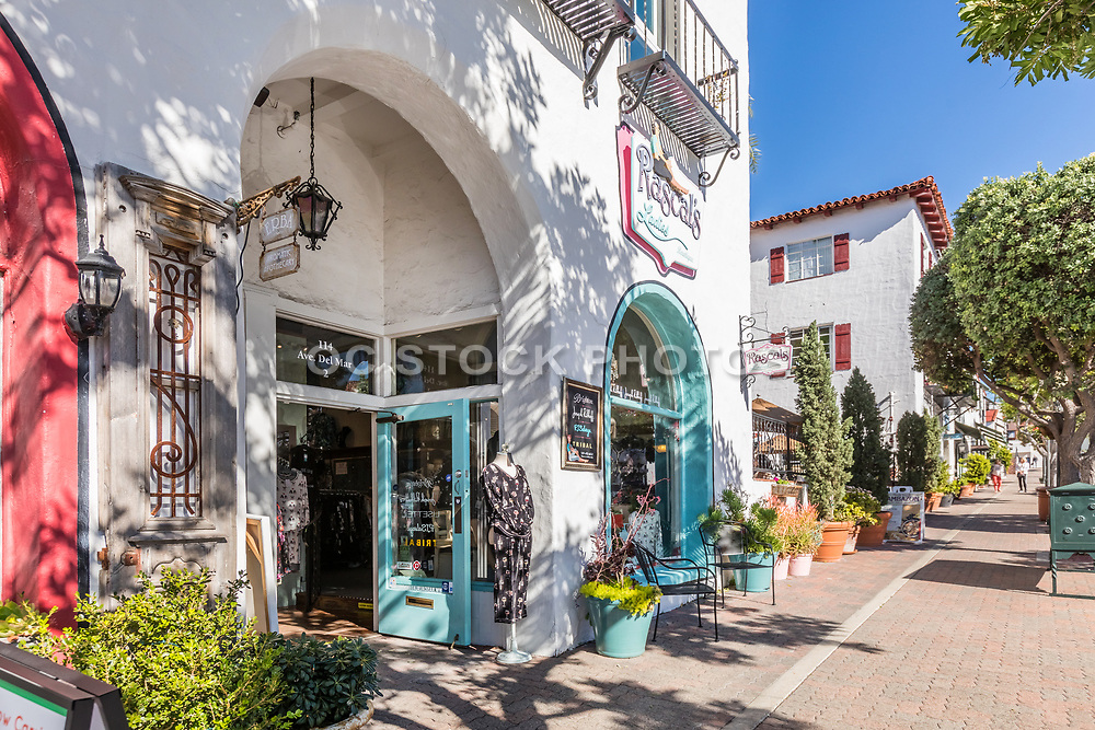 Rascal's Ladies Clothing Boutique on Del Mar in Downtown San Clemente