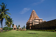 Cholapuram, Shiva Temple, Tamil Nadu, India