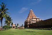 Cholapuram, Shiva Temple, Tamil Nadu, India