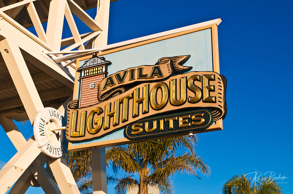 The Lighthouse Inn, Avila Beach, California USA
