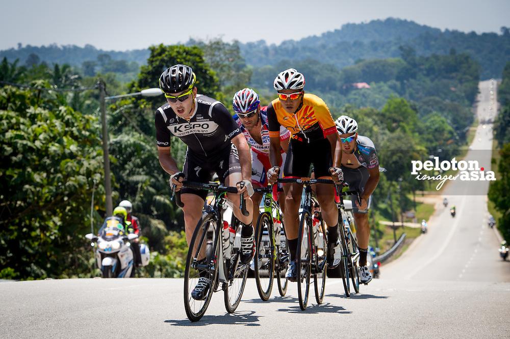 Le Tour de Langkawi 2015/ Stage7/ Shah Alam -Fraser's Hill / KSPO/ Park,Sung Baek