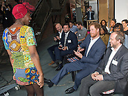 Prince Harry Visits Youth Exposition, Johannesburg