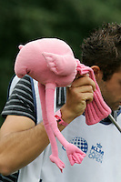 KLM OPEN LADIES 2007. Headcover van Francaise Virginie Lagoutte-Clement. COPYRIGHT KOEN SUYK