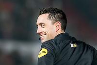 ROTTERDAM - Feyenoord - Vitesse , Voetbal , Eredivisie , Seizoen 2016/2017 , De Kuip , 16-12-2016 , Scheidsrechter Dennis Higler