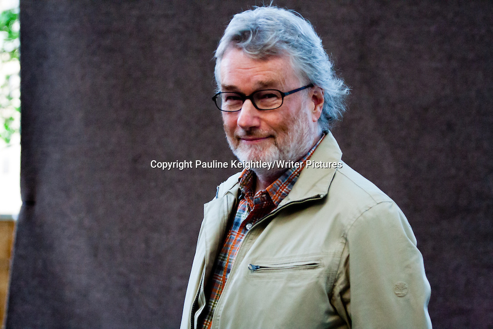 Iain Banks<br /> 22nd August 2012<br /> <br /> Photograph by Pauline Keightley/Writer Pictures<br /> <br /> WORLD RIGHTS