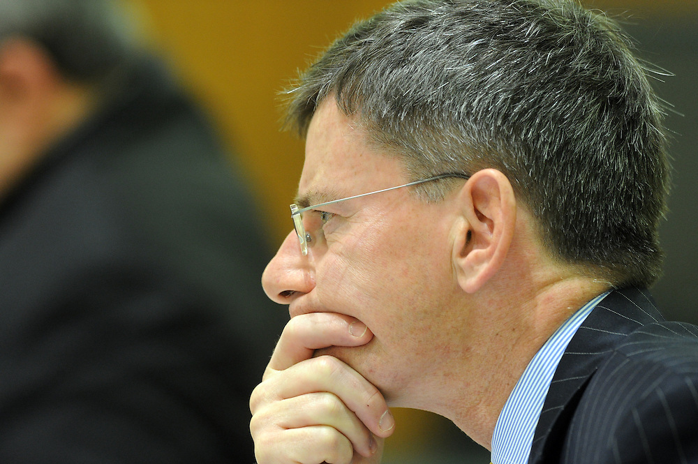 """MP Christopher Finlayson, chairman of the Parliament's privileges committee who are probing the so-called """"Henry Inquiry"""", over the accessing of phone and email records, Parliament, Wellington, New Zealand, Wednesday, August 21, 2013. Credit:SNPA / Ross Setford"""