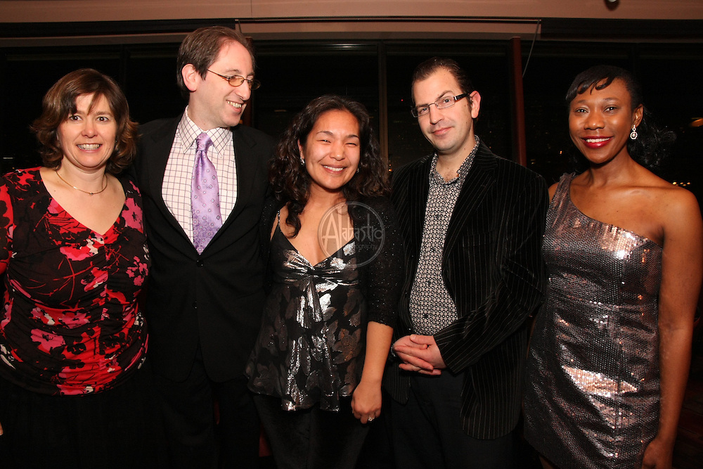 Seattle Opera BRAVO Winter Ball 2010 at the Space Needle.
