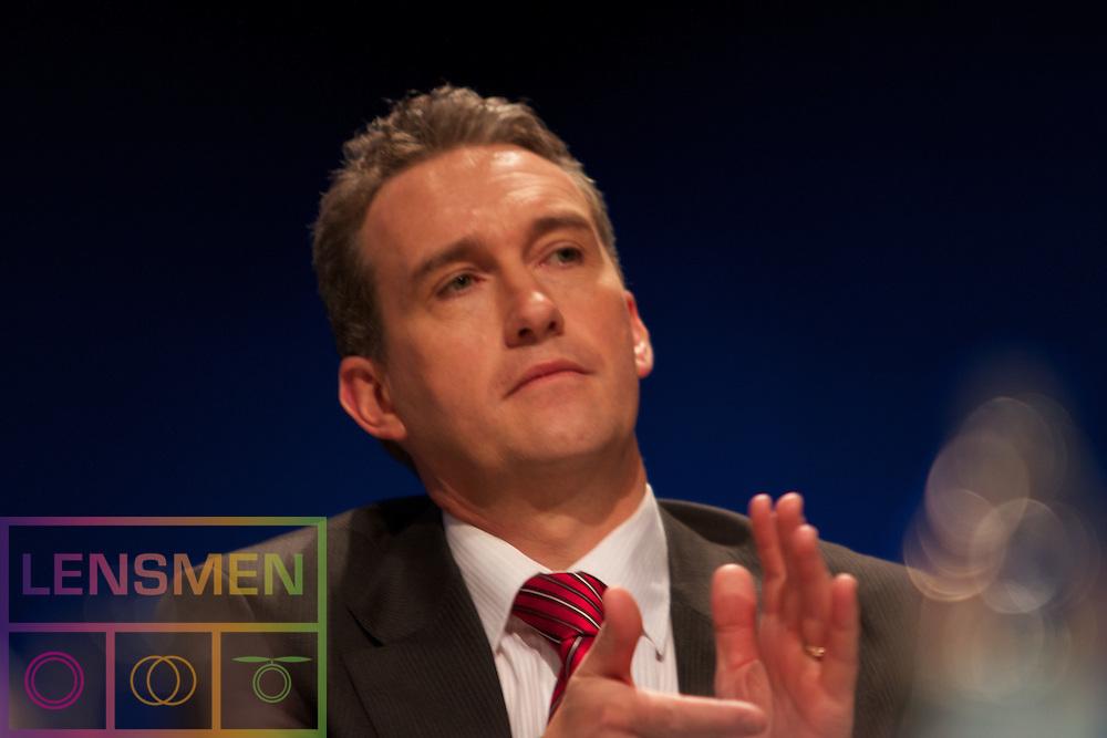 The Fine Gael Ard Fheis in the Convention Centre Dublin, Ireland. 31th March 2012