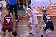 Raffaella Masciadri<br /> Nazionale Italiana Femminile Senior - Rappresentativa Straniere<br /> LegA Basket Femminile 2016/2017<br /> Lucca, 04/10/2016<br /> Foto Ciamillo-Castoria