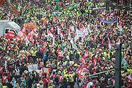 Public service strike, Berlin 11.03.15