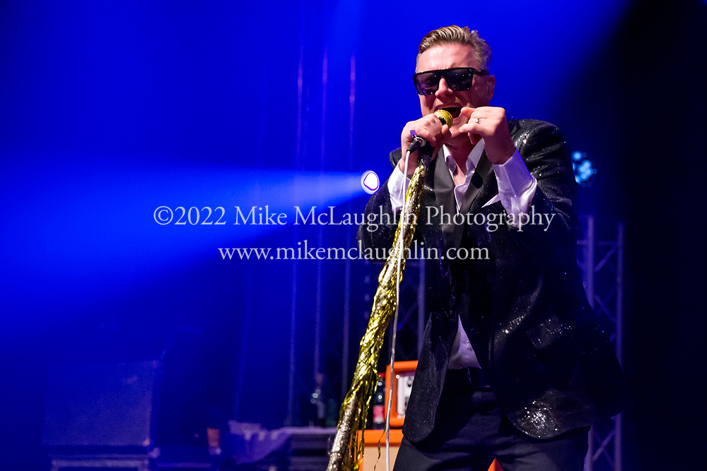 June 14, 2017 Attnang-Puchheim, Austria<br /> Me First &amp; The Gimme Gimmes perform at Equality Fest in Attnang-Puchheim, Austria.<br /> &copy;2017 Mike McLaughlin<br /> www.mikemclaughlin.com<br /> All Rights Reserved