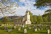 Kirker Vestlandet og Møre