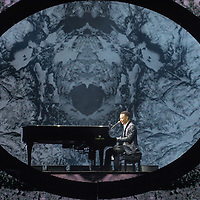 John Legend in concert at the SSE Hydro, Glasgow, Scotland 8th September 2017