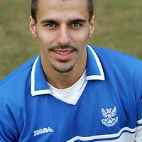 St Johnstone FC Season 2006-07<br />Filipe Morais<br /><br />Picture by Graeme Hart.<br />Copyright Perthshire Picture Agency<br />Tel: 01738 623350  Mobile: 07990 594431