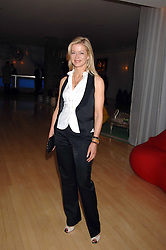 LADY HELEN TAYLOR at an Evening at Sanderson in Aid of CLIC Sargent held at The Sanderson Hotel, 50 Berners Street, London W1 on 15th May 2007.<br />
