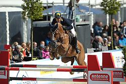 Szentimai Ferenc, (UKR), Zipper<br /> CSI4* Grand Prix DKB-Riders Tour<br /> Horses & Dreams meets Denmark - Hagen 2016<br /> © Hippo Foto - Stefan Lafrentz