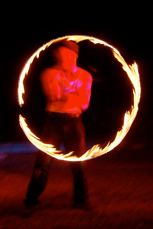 Fire Dancing Troupe Eugene