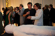 MARK HIX; NICK HACKWORTH, The Quintessentially and Perrier-Jou't Summer Party at The Orangery at Kensington Palace. London. 18 June 2009<br /> MARK HIX; NICK HACKWORTH, The Quintessentially and Perrier-Jouët Summer Party at The Orangery at Kensington Palace. London. 18 June 2009