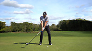 Sergio Garcia<br /> High Speed Swing Sequence<br /> Face On driver<br /> July 2017<br /> Picture Credit: Mark Newcombe/visionsingolf.com