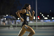 Karina Liz (723) of Missouri runs in a women's 800m heat during the NCAA West Track & Field Preliminary, Thursday, May23, 2019, in Sacramento, Calif.