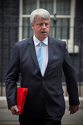 © licensed to London News Pictures. London, UK 03/09/2013. Andrew Lansley, Leader of the House of Commons attending the Cabinet meeting in Downing Street on Tuesday, September 3, 2013. Photo credit: Tolga Akmen/LNP