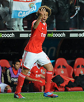 20120331: LISBON, PORTUGAL - Portuguese Liga Zon Sagres 2011/2012 - SL Benfica vs CS Braga.<br />