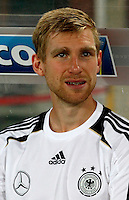 Football Fifa Brazil 2014 World Cup Matchs-Qualifier / Europe - Group C / <br /> Austria vs Germany 1-2  ( Ernst Happel Stadium-Vienna, Austria )<br /> Per MERTESACKER of Germany , During the match between Austria and Germany