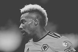 Adama Traore of Wolverhampton Wanderers looks on - Mandatory by-line: Nizaam Jones/JMP- 16/09/2018 - FOOTBALL - Molineux - Wolverhampton, England - Wolverhampton Wanderers v Burnley - Premier League