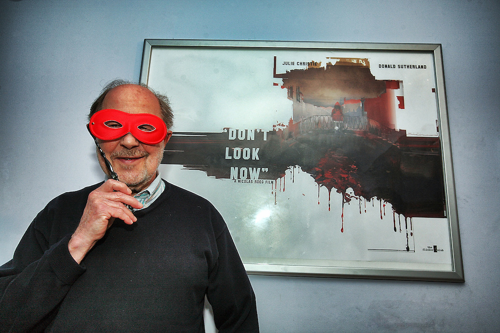 Photo © Joel Chant - Don't Look Now Director Nicolas Roeg