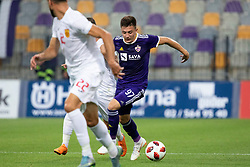 Martin Krmaric of NK Maribor during 2nd Leg football match between NK Maribor and FK Partizani Tirana in 1st Qualifying Round of UEFA Europa League 2018/18, on July 19, 2018 in Ljudski vrt, Maribor, Slovenia. Photo by Urban Urbanc / Sportida