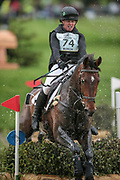 HUNTER VALLEY II ridden by Sammi Birch (AUS) during the Equitrek CCI*** cross country event on day three of Bramham International Horse Trials 2017 at Bramham Park, Bramham, United Kingdom on 11 June 2017. Photo by Mark P Doherty.