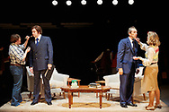 Frost/Nixon at Sheffield Theatres. Director Kate Hewitt