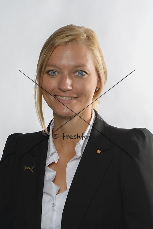 22.09.2014; Niederhasli; Fussball Super League - Grasshopper Club Zuerich - Portrait;<br /> Andrea Vogt<br /> (Urs Lindt/freshfocus)