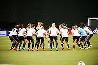 Equipe de France - 21.06.2015 - France / Coree du Sud - 1/8Finale Coupe du Monde 2015<br />Photo : Catherine Legault / Icon Sport