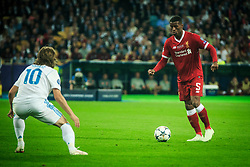 Georginio Wijnaldum of Liverpool during the UEFA Champions League final football match between Liverpool and Real Madrid at the Olympic Stadium in Kiev, Ukraine on May 26, 2018.Photo by Sandi Fiser / Sportida
