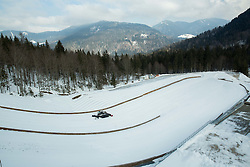 Bloudek's hill  in Planica, on February 16, 2015 in Planica, Slovenia. Photo by Vid Ponikvar / Sportida